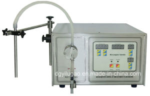 Semi-Automatic Pump Liquid Filling Machine pictures & photos