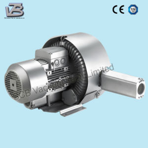 12.5kw Side Channel Regenerative Blower in CNC Cutting pictures & photos