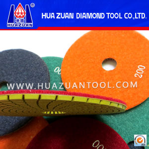Good Polishing Effect Concrete Polishing Pad for Sale pictures & photos