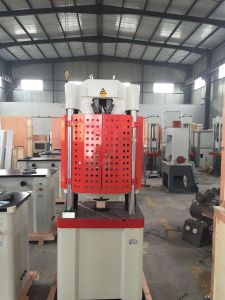 Utm 60ton Hydraulic Universal Tensile Testing Machine We-600d pictures & photos