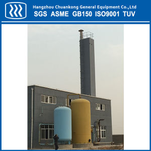 Cryogenic Asu Air Gas Separation O2 N2 Ar Generation Plant pictures & photos