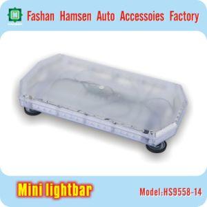 High-Intensity Car Emergency Amber Police Traffice LED Warning Mini Lightbar pictures & photos