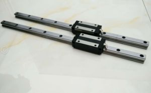 CNC Machine HGH20ca HGH25ca Linear Guide Rail with Block Bearings pictures & photos