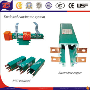 Mobile Service Multipole Copper Conductor Busbar Power Rail pictures & photos