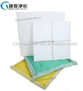 Air Inlet Pre Filter Tacky Filter for Spray Booth Filtration pictures & photos