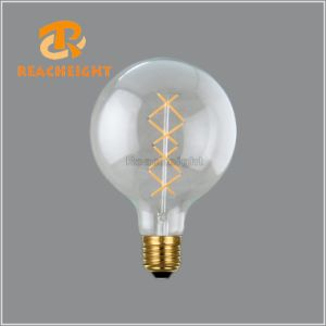 LED G125X8t Vintage LED Filament Light Bulb pictures & photos