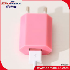 Mobile Phone USB Travel Wall Charger for iPhone 6s pictures & photos