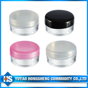 Hy-Pj-006D Small Baby Cosmetic Plastic Jar pictures & photos