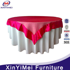 Factory Sale Wedding Table Cloth for Event pictures & photos