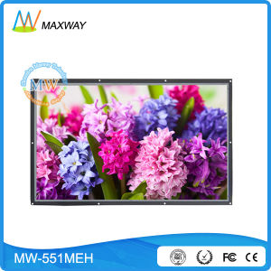 Large Size 55 Inch LCD Display Screen with High Brightness (MW-551MEH) pictures & photos