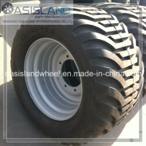 Flotation Tire 550/45-22.5 with Rim 16.00X22.5 pictures & photos