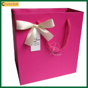 Customized Fashion Handle Bag Paper Gift Bags (TP-PRB008) pictures & photos