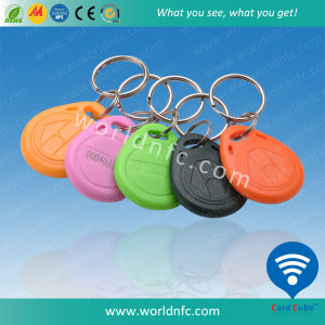 New Style 13.56MHz Ultralight ABS RFID Keyfob for Personality Key pictures & photos