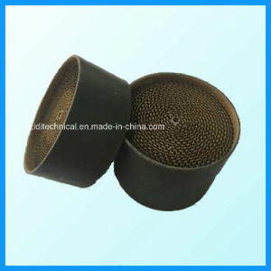 Honeycomb Metal Particle Oxidation Catalytic Converter for Motercycly Exhaust Purifier