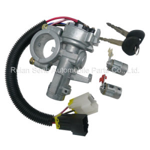Ignition Switch with Door Lock Set for Mitsubishi pictures & photos