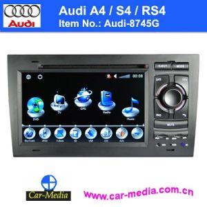 2 DIN Auto GPS Multimedia Player /DVD/Bt/TV/FM/iPod/RDS/ GPS (navigation) /Can Bus for Audi Tt