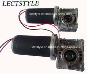 63zy 100W 60rpm 24V DC Worm Gear Motor pictures & photos