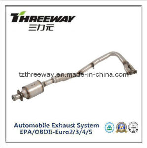 Three Way Catalytic Converter Direct Fit for GM Chevrolet pictures & photos