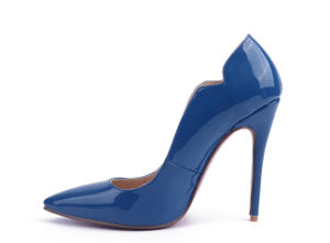 New Arrival Fashion High Heel Women Pumps (HS07-34)