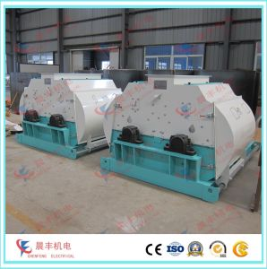 Animal Feed Hammer Mill Crusher Grinding Machine with Good Quality pictures & photos