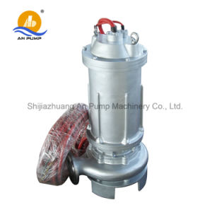 River Sea Stainless Steel Ss316L Submersible Sewage Pumps pictures & photos