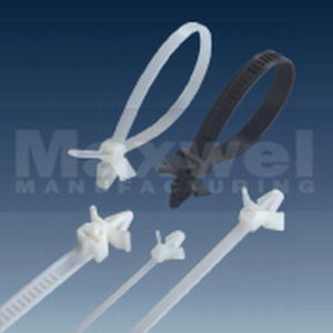 China Popular Push Mount Cable Ties pictures & photos