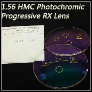 1.56 Hmc Photochromic Progressive Rx Lens