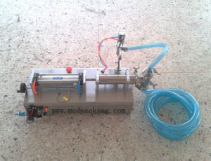 Liquid or Softdrink Pneumatic Filling Machine 100-1000ml