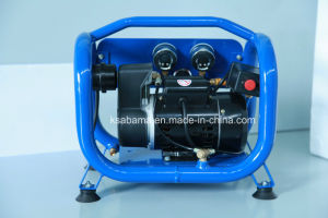 Ta-0302hn 0.75HP 2L Hand Carry Oil Free Air Compressor pictures & photos