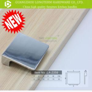 Deburr 60 mm Cc L Shape Simple Kitchen Accessory Furniture Handle pictures & photos