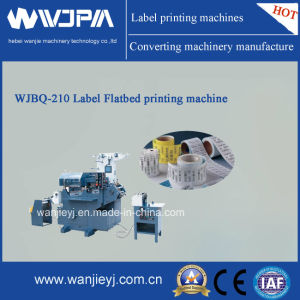 CNC Flat-Bed Label Printing Machine (WJBQ4180) pictures & photos