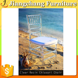 2016 Resin Clear Chiavari Chair for Wedding