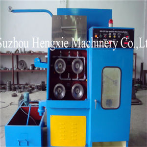Fine Cable Aluminum Wire Drawing Machine (HXE-24DS) pictures & photos