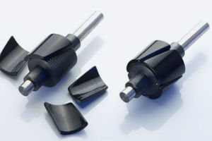 Arc Segment Magnet Sintered Neodymium NdFeB Motor Magnet with RoHS/SGS