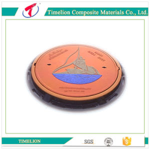Artistic Security FRP GRP Manhole Covers for Dubai Market pictures & photos