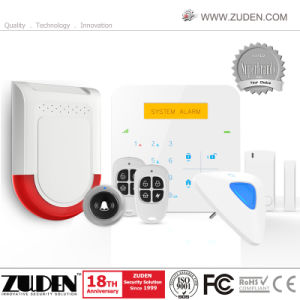 Home Security GSM Burglar Alarm with Relay Output pictures & photos