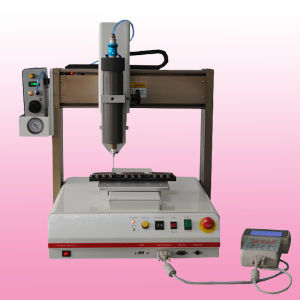 Automatic 3 Axis Polyurethane Dispensing Machine pictures & photos