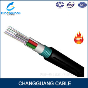 GYTA GYTS Outdoor Armored Fiber Optic Cable with Standred Loose Tube