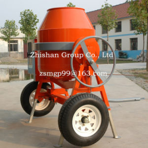 CMH450L (CMH50-CMH800) Electric Gasoline Diesel Portable Cement Concrete Mixer pictures & photos
