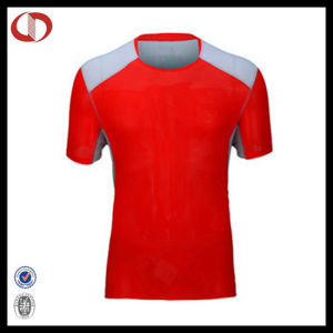 Wholesale Dry Fit Sports Jerseys T Shirts Patterns pictures & photos