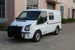 Armored Cash-in-Transit Van (TBL5042XYCF5)