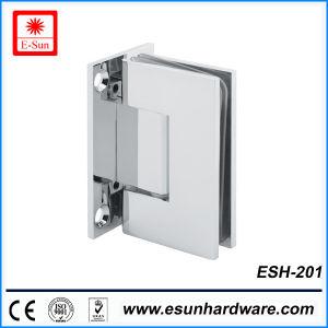 Hot Designs Straight Corner Shower Door Hinge (ESH-201) pictures & photos