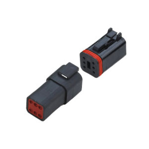 21pin Automotive Wire Harness Solution with Electrical Plug Pin Connector pictures & photos