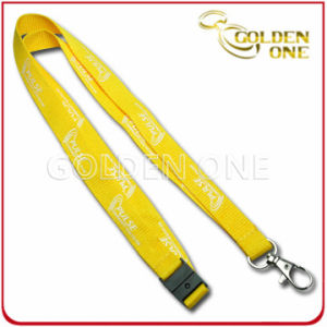 Promotion Gift Dyed Sublimated Printed Polyester Lanyard for Sales pictures & photos