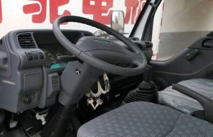 3t-5t Isuzu 100p Single Row Light Cargo Truck pictures & photos