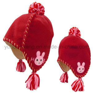 Hot Selling Knitted Polar Fleece Hat/Cap pictures & photos