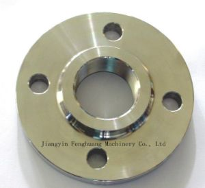 Forging Welded Steel Slip-on Flange pictures & photos