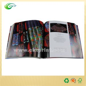 Colorful Book Printing with Offset Printing (CKT-BK-350) pictures & photos