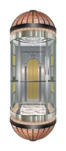 Germany Technology Observation Lift with Machine Room