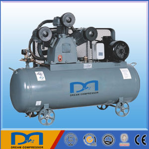 Single Stage 7bar Piston Type Portable Air Compressor with Air Tank pictures & photos
